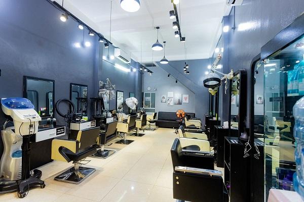 Điểm danh những địa chỉ làm tóc đẹp Sài Gòn có tiếng nhất 2